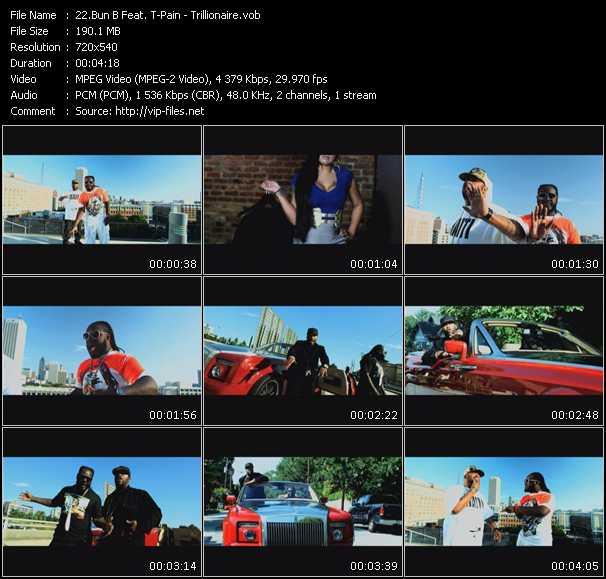 Bun B Feat. T-Pain video screenshot