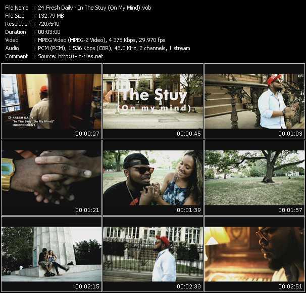 Fresh Daily video screenshot