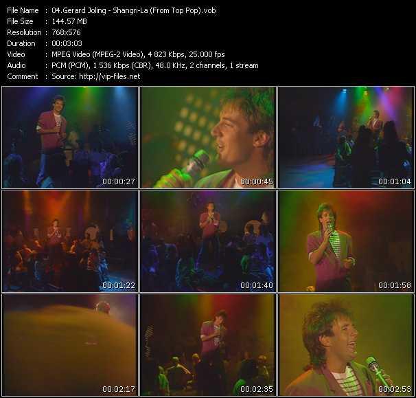 Gerard Joling video screenshot