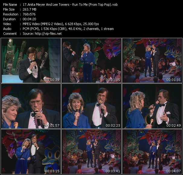 Anita Meyer And Lee Towers video screenshot