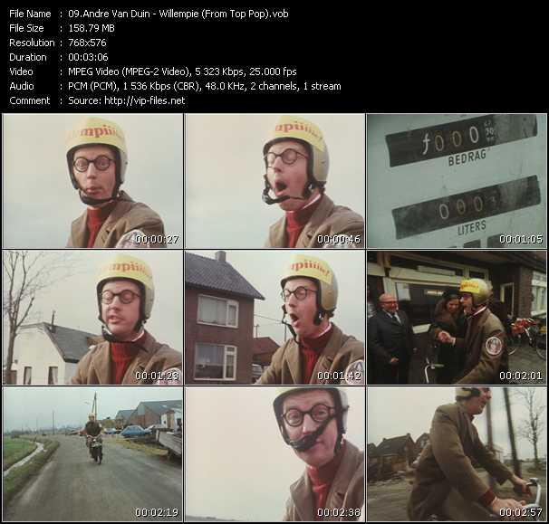 Andre Van Duin video screenshot