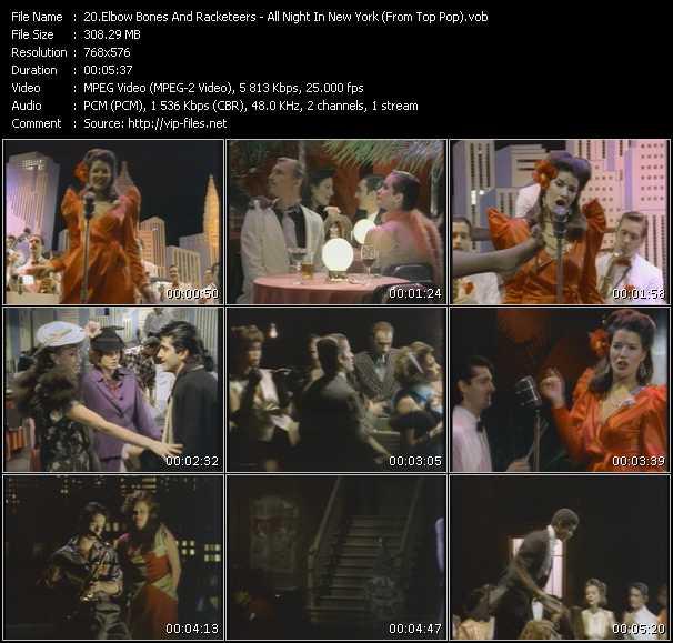 Elbow Bones And Racketeers video screenshot