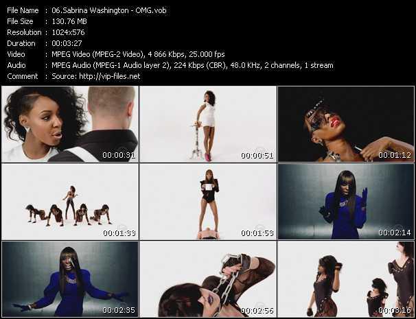 Sabrina Washington video screenshot