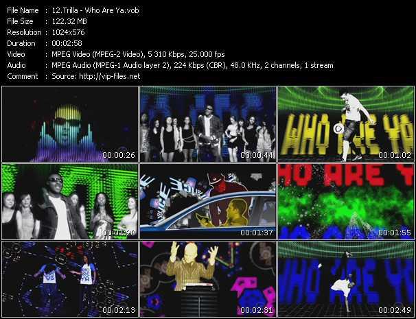 Trilla video screenshot