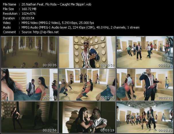 Nathan Feat. Flo Rida video screenshot