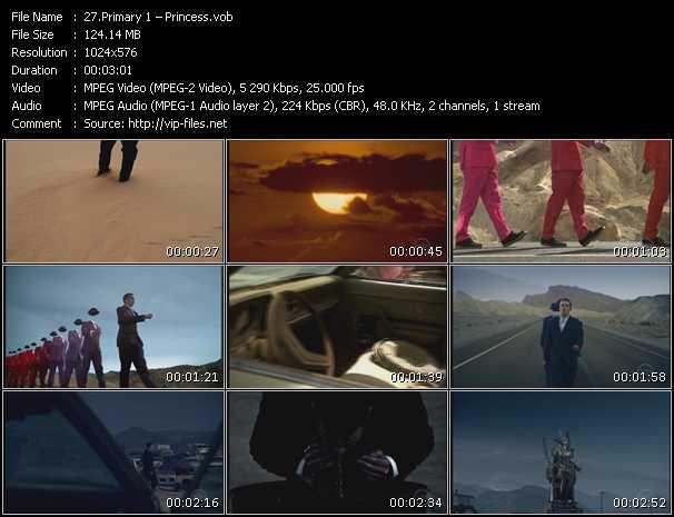 Primary 1 video screenshot
