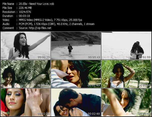 Ella video screenshot