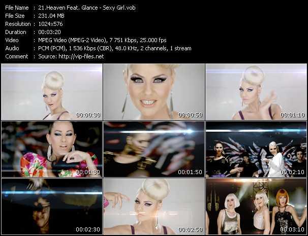 Heaven Feat. Glance video screenshot