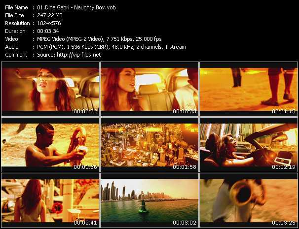 Dina Gabri video screenshot