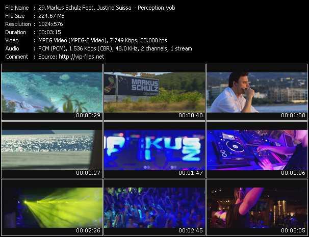 Markus Schulz Feat. Justine Suissa video screenshot