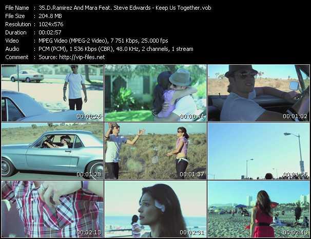 D.Ramirez And Mara Feat. Steve Edwards video screenshot