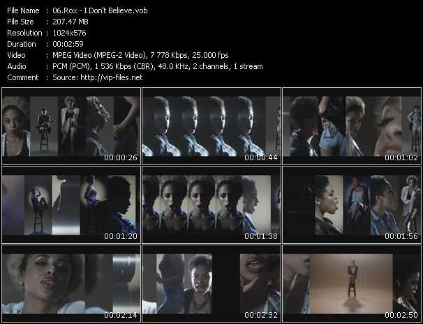 Rox video screenshot