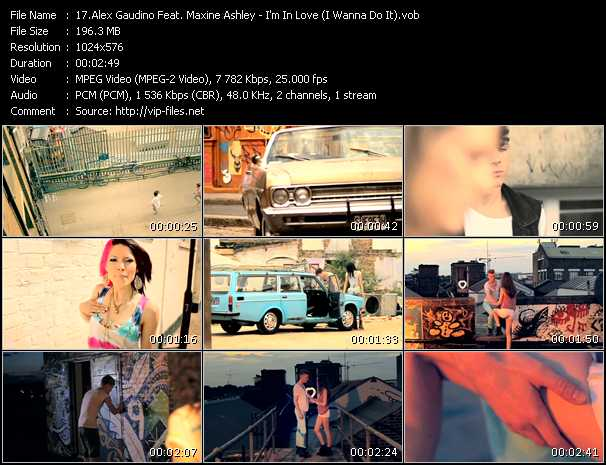 Alex Gaudino Feat. Maxine Ashley video screenshot