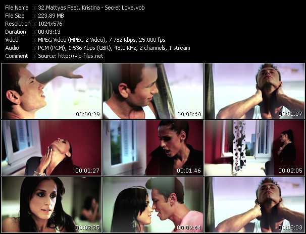 Mattyas Feat. Kristina video screenshot