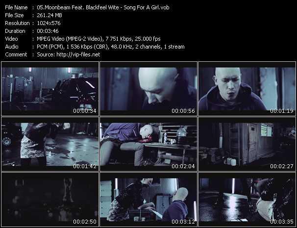 Moonbeam Feat. Blackfeel Wite video screenshot