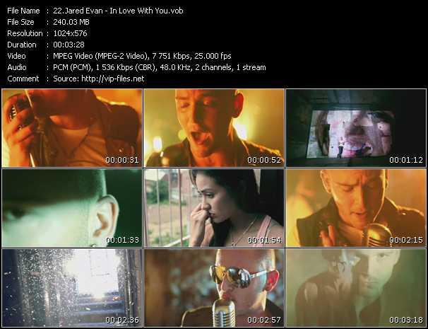 Jared Evan video screenshot