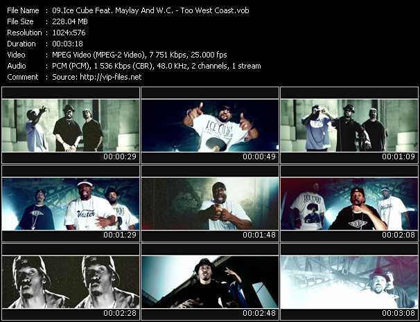 Ice Cube Feat. Maylay And W.C. video screenshot