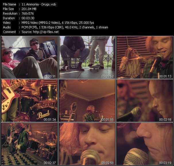 Ammonia video screenshot