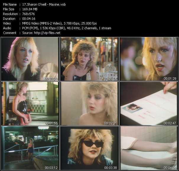 Sharon O'Neill video screenshot