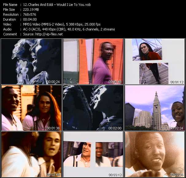 Charles And Eddie video screenshot