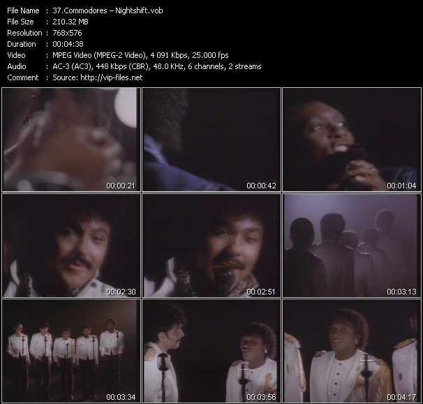 Commodores video screenshot