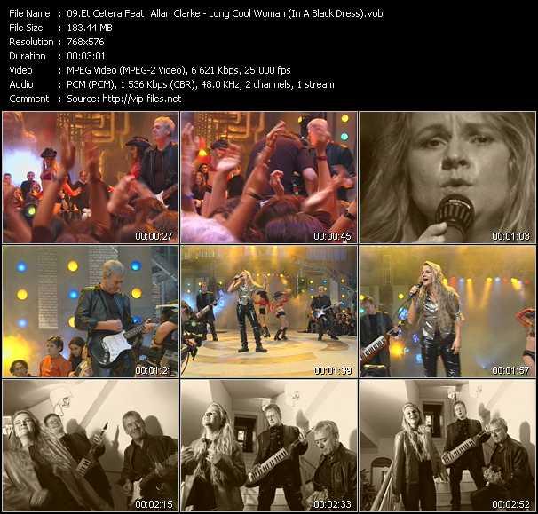 Et Cetera Feat. Allan Clarke video screenshot