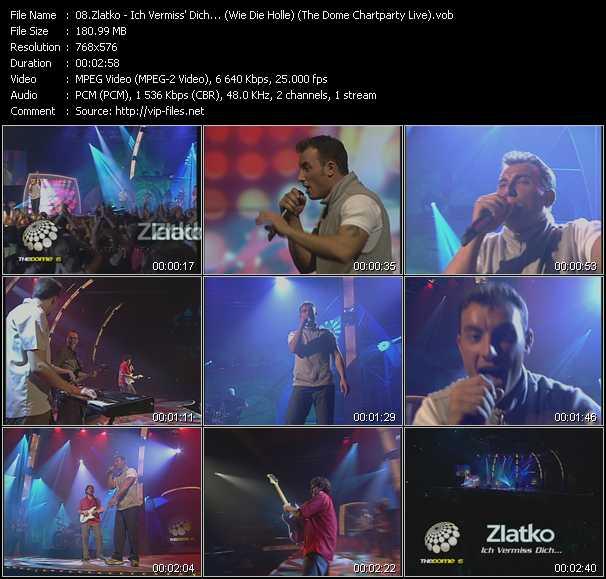 Zlatko video screenshot
