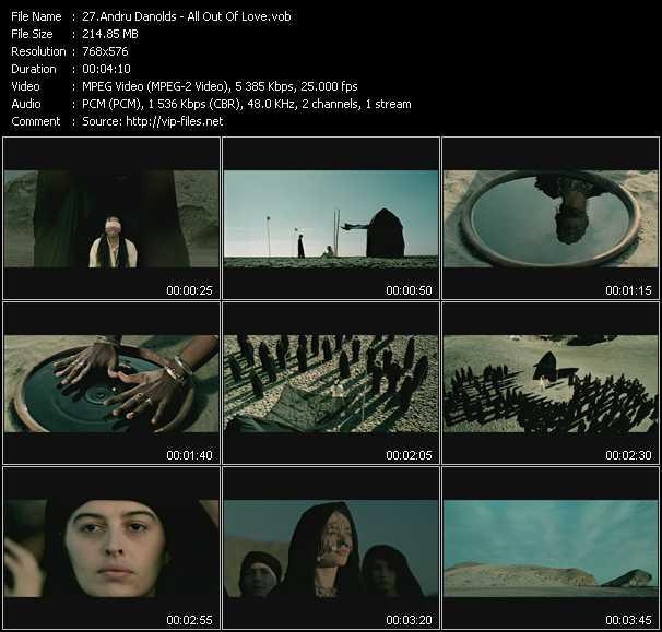 Andru Danolds video screenshot