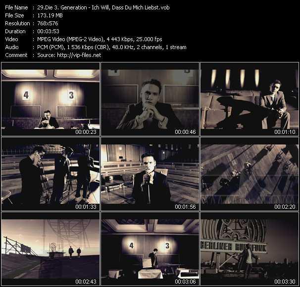 Die 3. Generation video screenshot