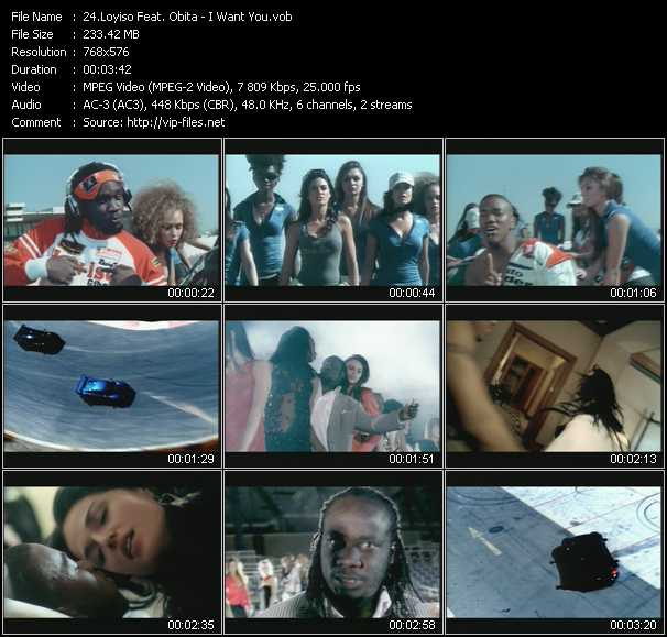 Loyiso Feat. Obita video screenshot