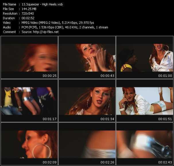 Squeezer video screenshot