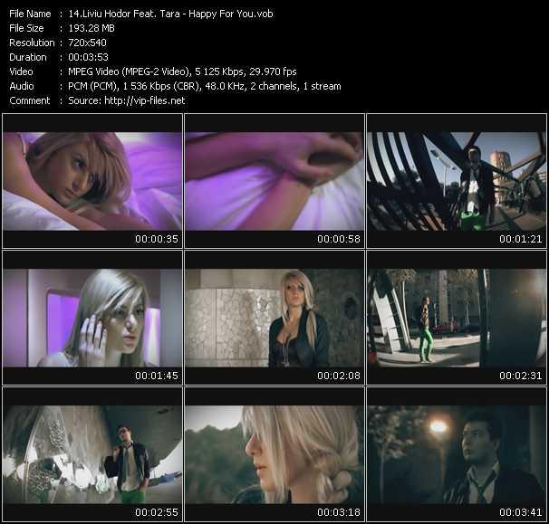 Liviu Hodor Feat. Tara video screenshot