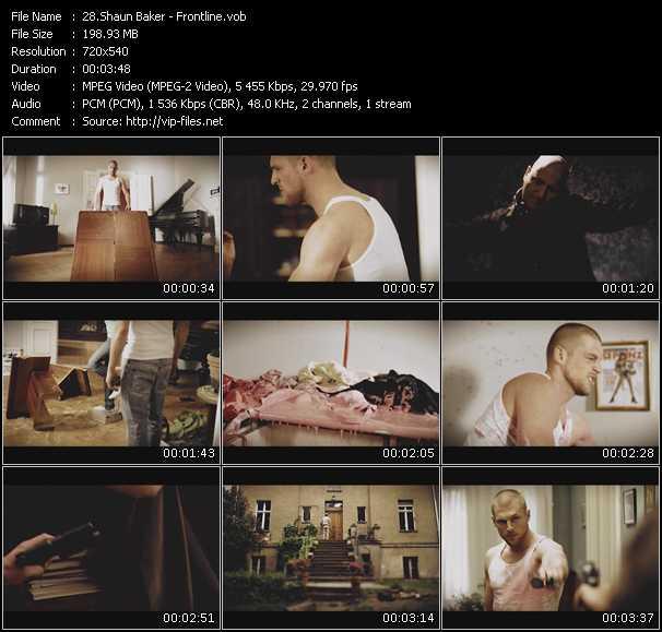 Shaun Baker video screenshot