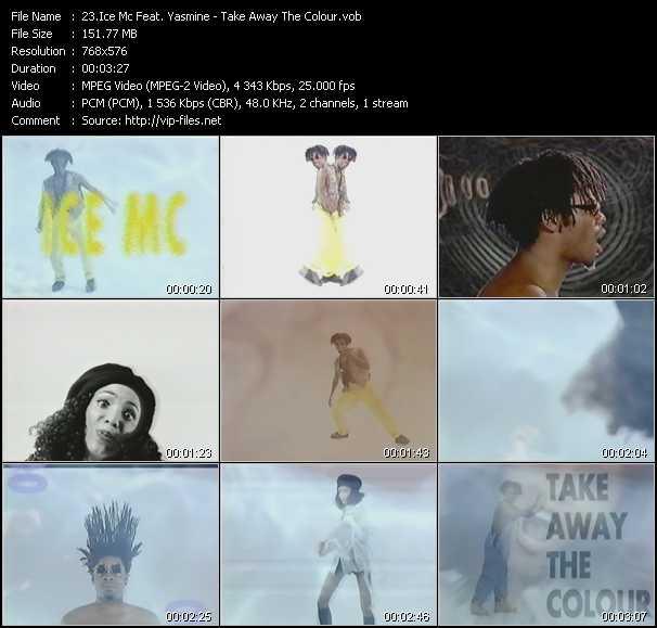 Ice MC Feat. Yasmine video screenshot