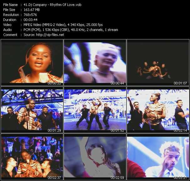 Dj Company video screenshot
