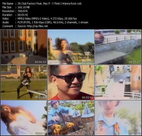 Club Factory Feat. Max P video screenshot