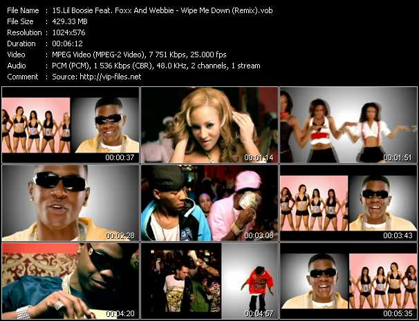 Lil' Boosie Feat. Foxx And Webbie video screenshot