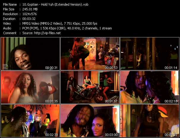 Gyptian video screenshot
