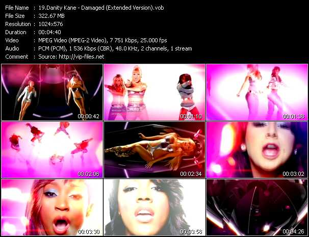 Danity Kane video screenshot
