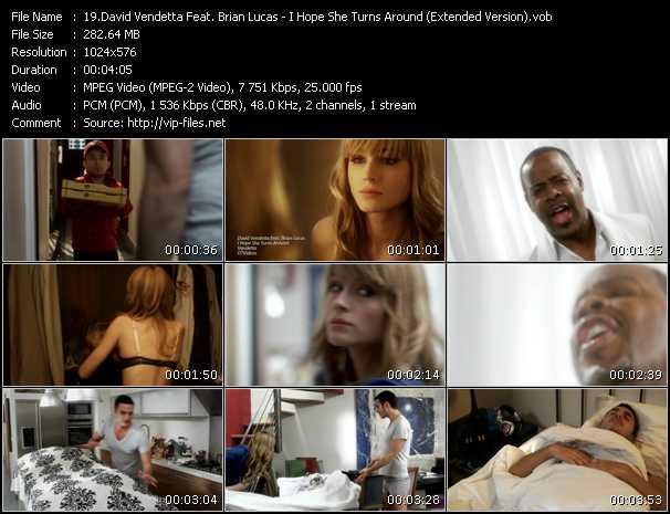 David Vendetta Feat. Brian Lucas video screenshot