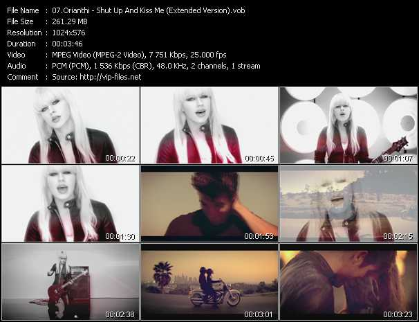 Orianthi video screenshot
