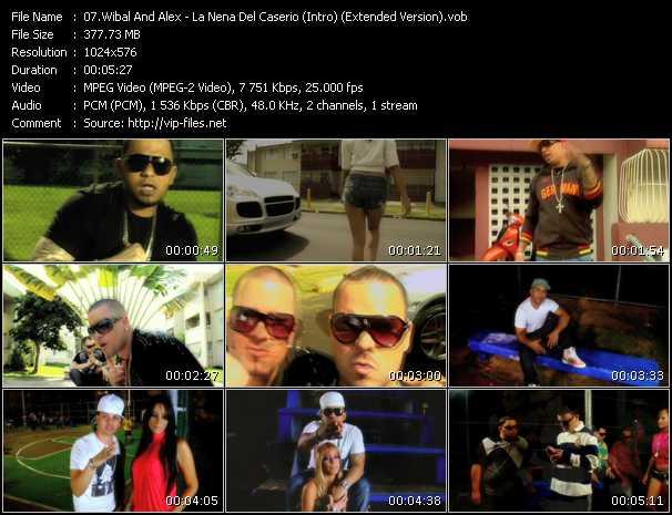 Wibal And Alex video screenshot