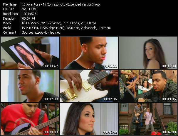Aventura video screenshot