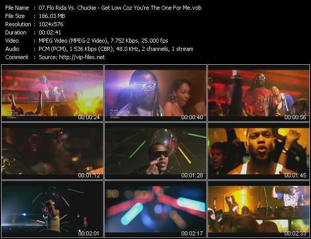 Flo Rida Vs. Chuckie video screenshot