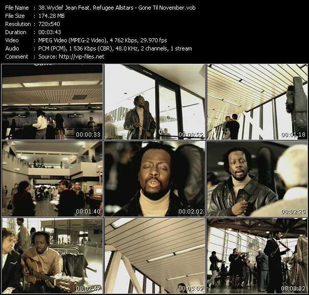 Wyclef Jean Feat. Refugee Allstars video screenshot