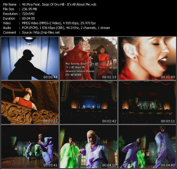 Mya Feat. Sisqo Of Dru Hill video screenshot