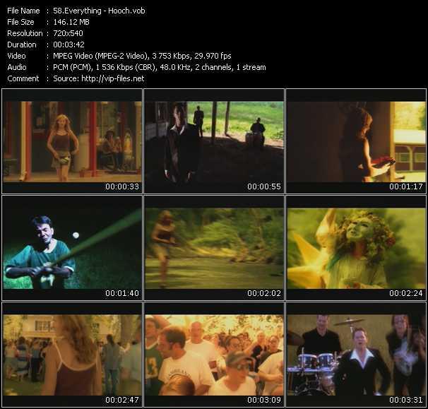Everything video screenshot