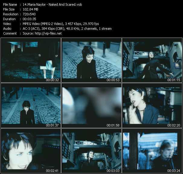 Maria Naylor video screenshot