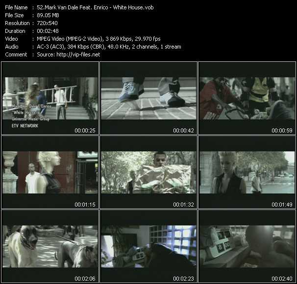 Mark Van Dale Feat. Enrico video screenshot