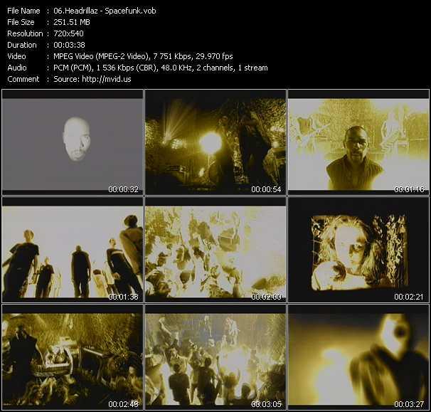 Headrillaz video screenshot